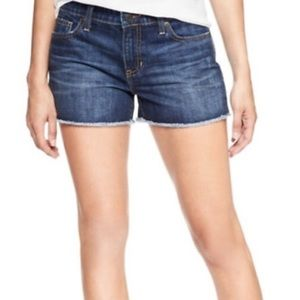 Gap | Maddie Summer Cut-Offs Denim Shorts 35/18
